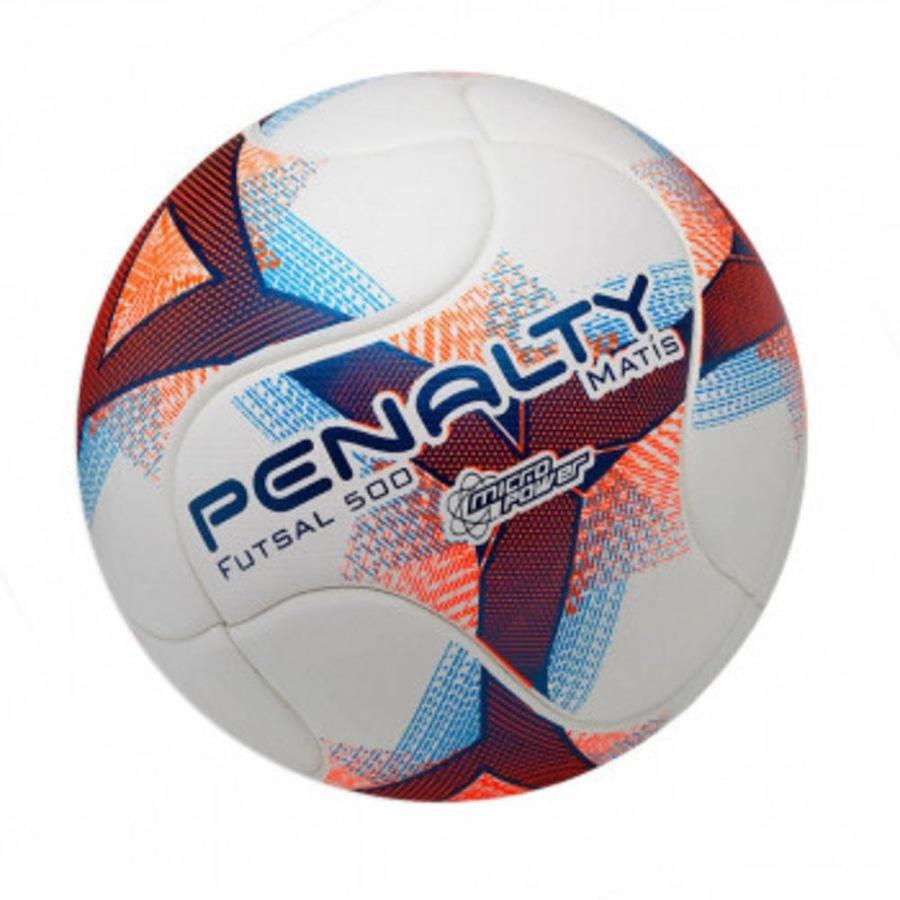 530e5298e8330 Bola de Futsal Penalty Matis 500 Termotec Micropower