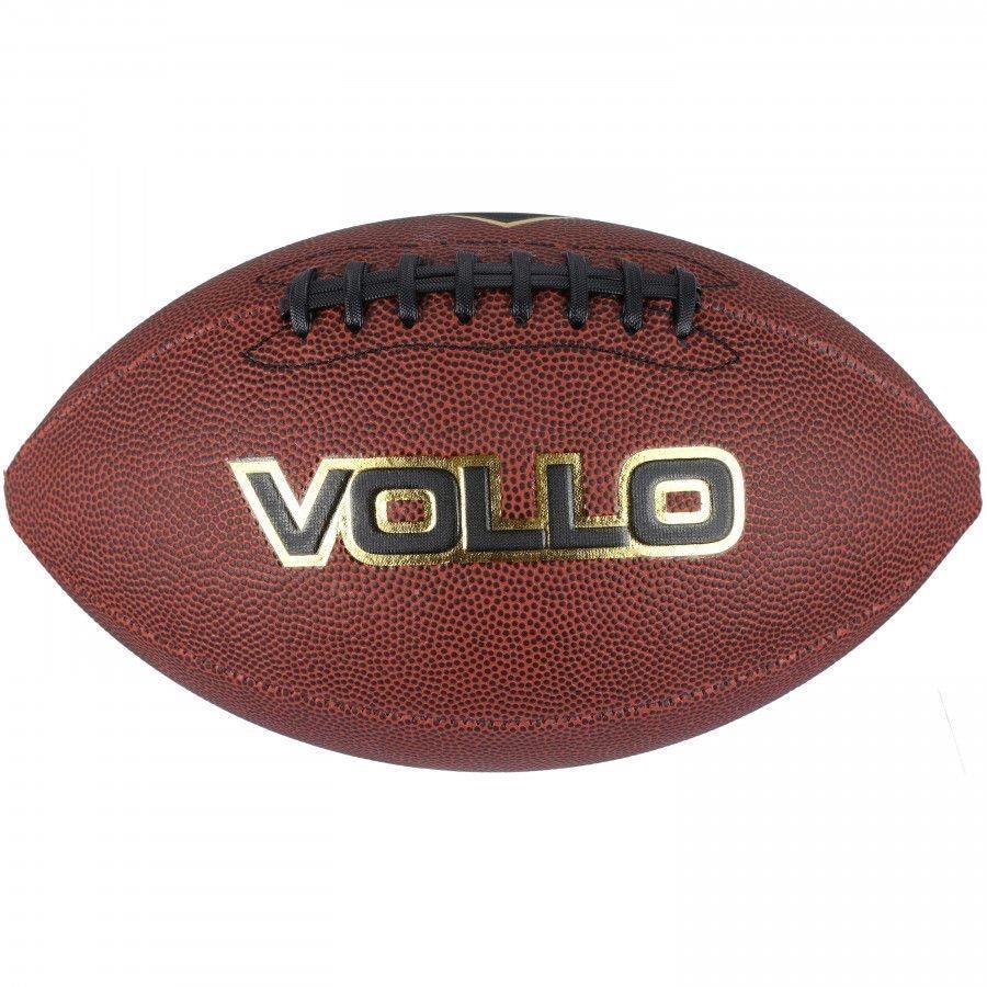 Bola de Futebol Americano Vollo 75bbc24ef413e
