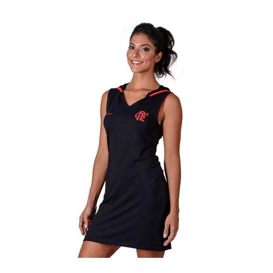 Vestido do Flamengo Braziline Point - Feminino b38e20ec75570