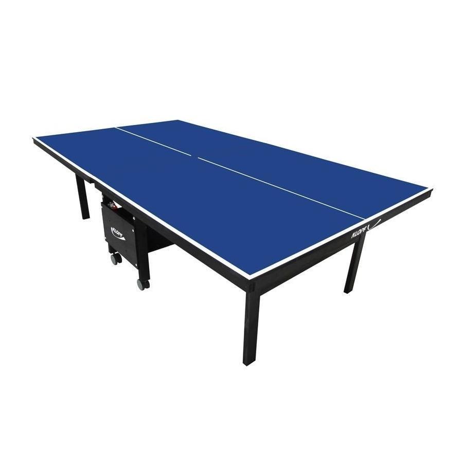 73b4253b46ec5 Mesa para Tênis de Mesa Ping Pong Klopf Oficial Paredão 18mm