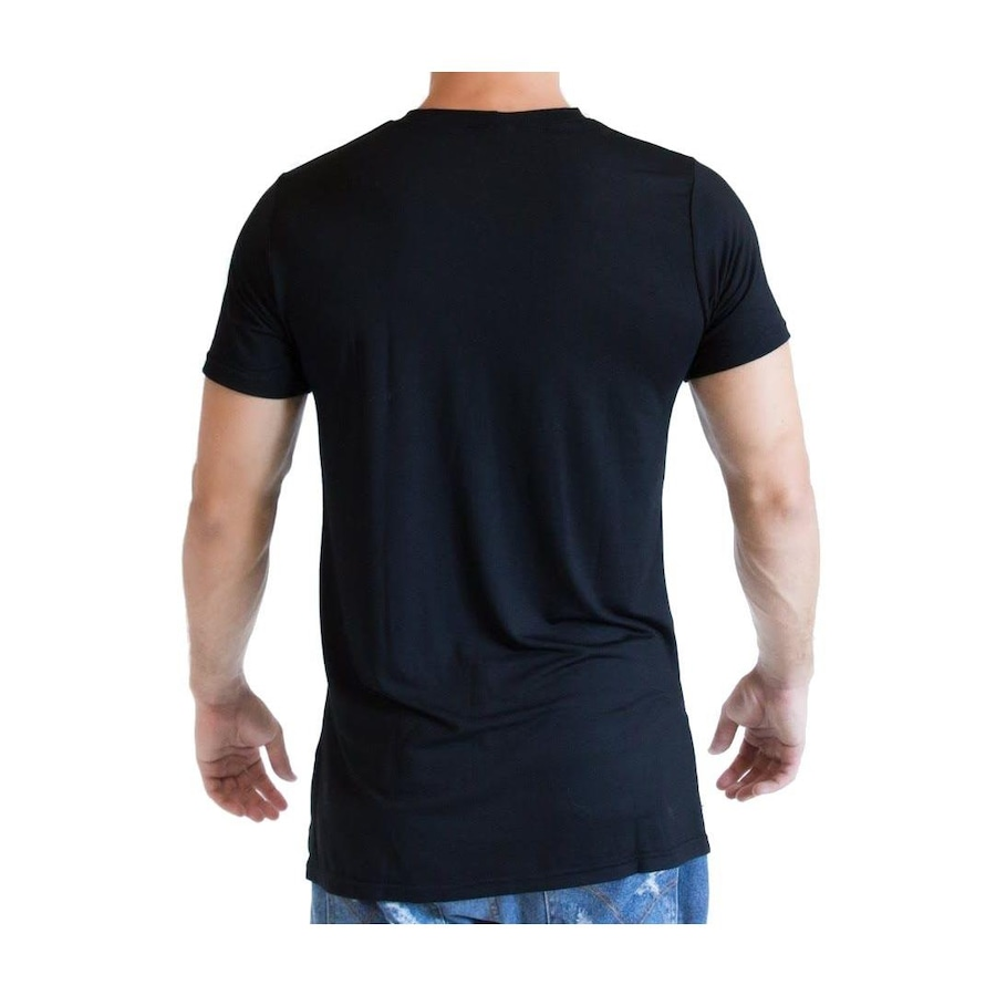f7e9b59f0b ... Camiseta Fit Training Brasil Viscolycra - Masculina. Imagem ampliada ...