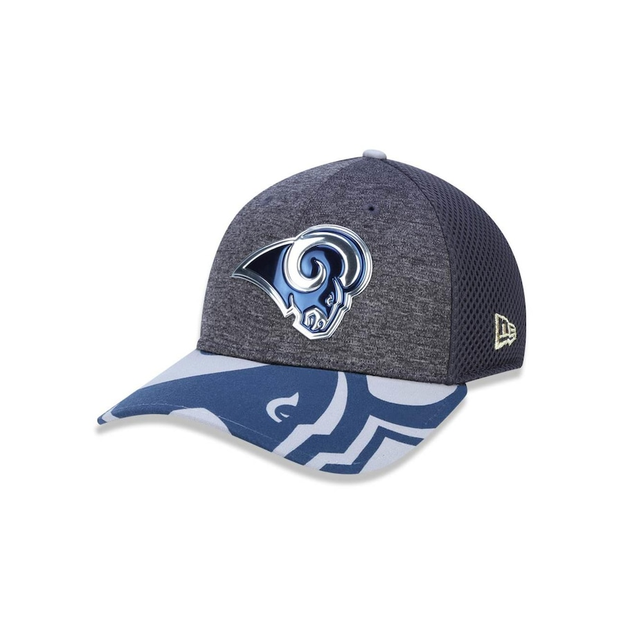 cad69f6493 Boné New Era 3930 NFL Los Angeles Rams 39865 - Fechado - Adulto