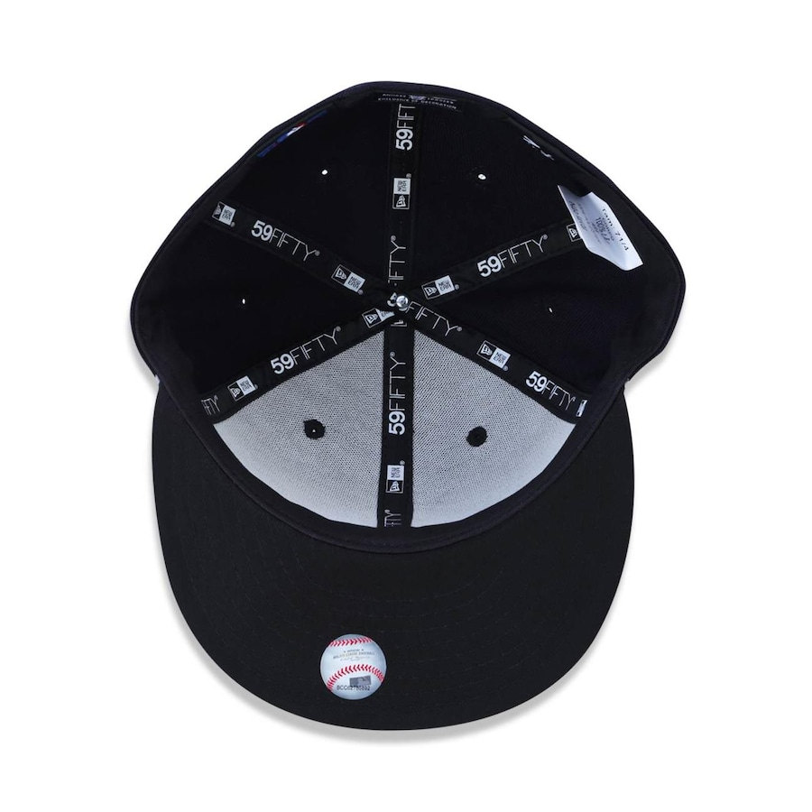 Boné Aba Reta New Era 5950 MLB New York Yankees 42478 - Fechado - Adulto dc6080b3187