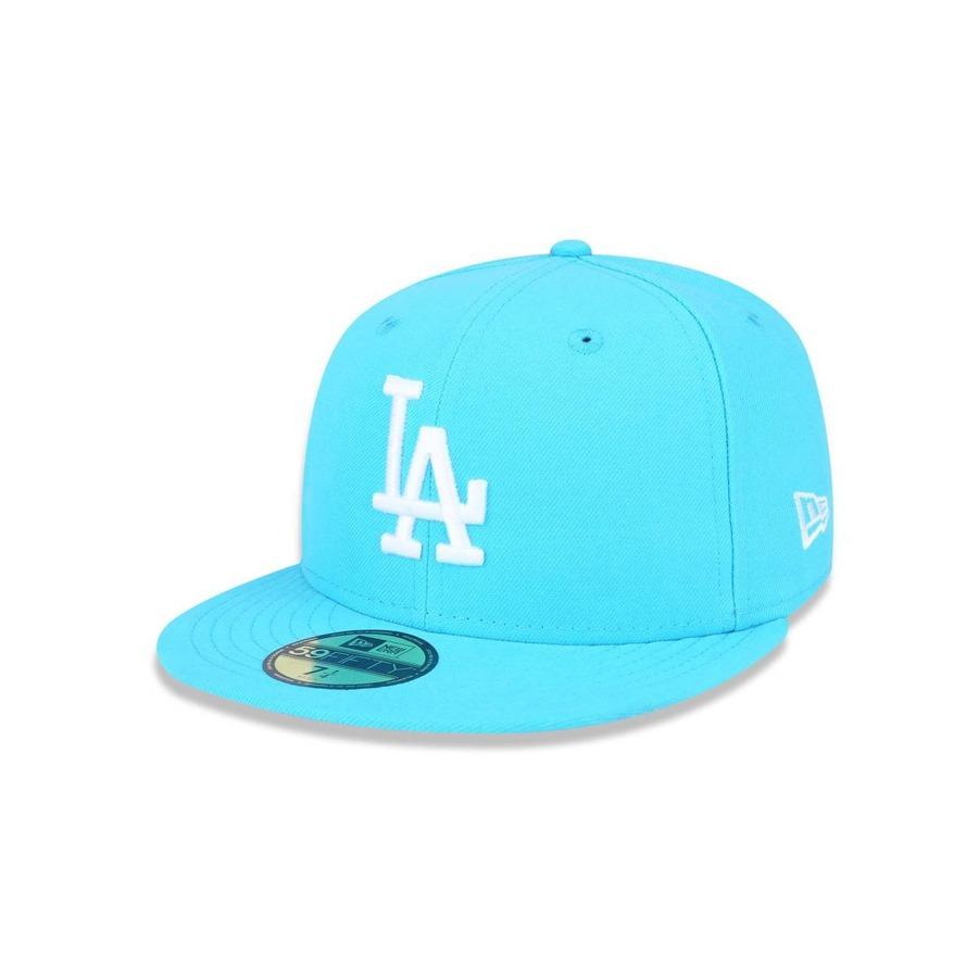 0d703eb0c9dd6 Boné Aba Reta New Era 5950 MLB Los Angeles Dodgers 19892 - Fechado - Adulto
