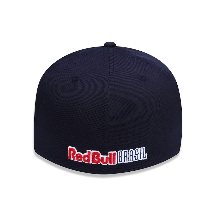 Boné New Era 3930 Red Bull Soccer 21769 - Fechado - Adulto 8c990fb6cc