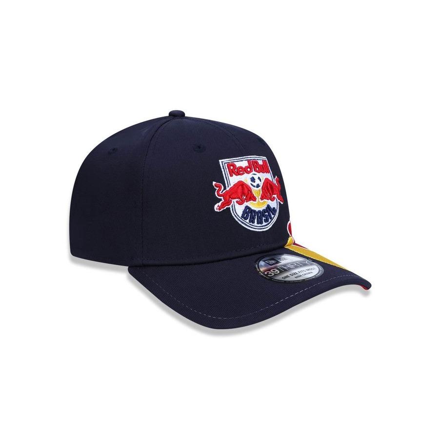 5337de184cc66 Boné New Era 3930 Red Bull Soccer 21769 - Fechado - Adulto