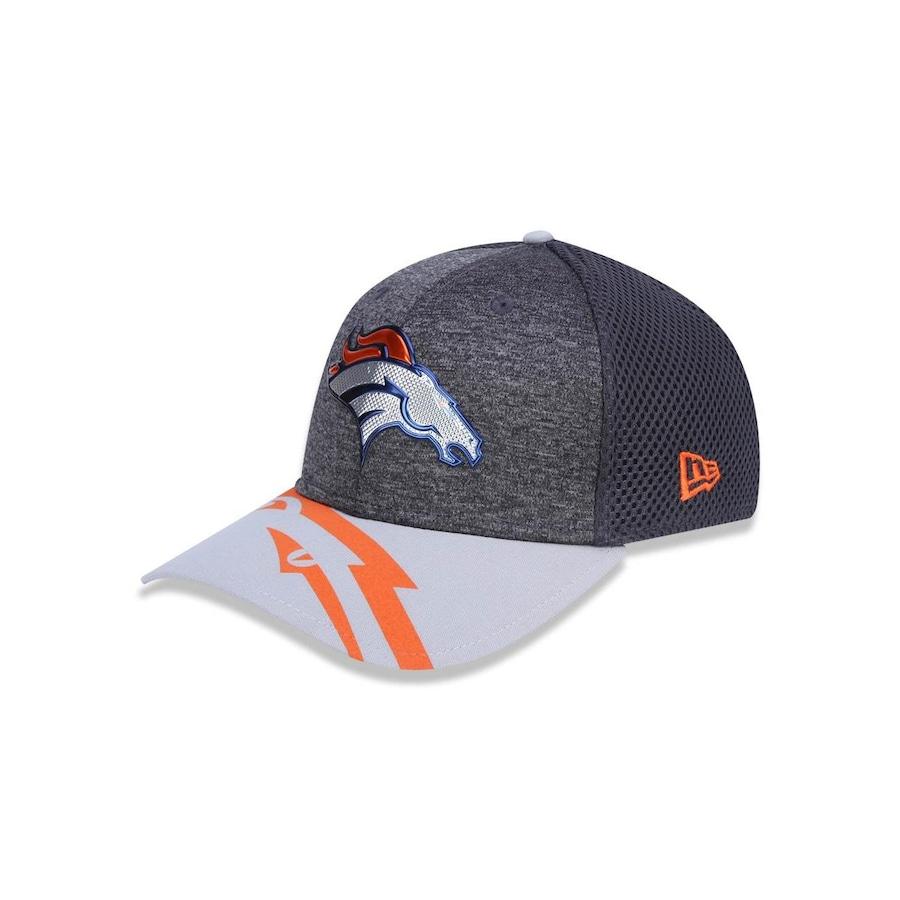 Boné New Era 3930 NFL Denver Broncos 39845 - Fechado - Adulto d6015cdea4b