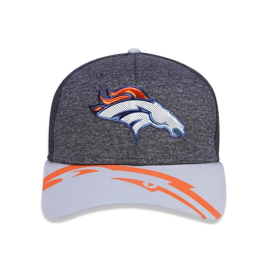 Boné New Era 3930 NFL Denver Broncos 39845 - Fechado - Adulto fbaa60f4d3e5b