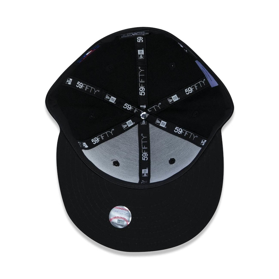 5f24a8e5d5684 Boné Aba Reta New Era 5950 MLB New York Yankees 17505 - Fechado - Adulto