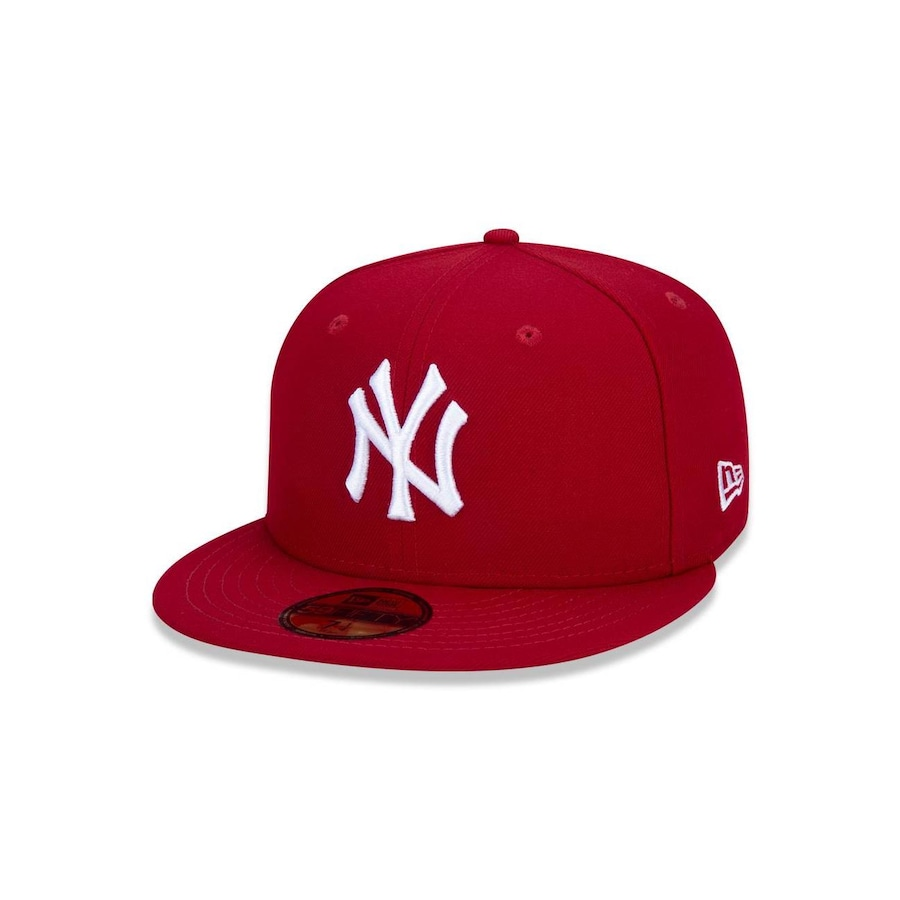 Boné Aba Reta New Era 5950 MLB New York Yankees 17502 - Fechado - Adulto fa9c65ff991