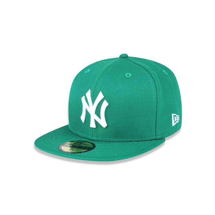 Boné Aba Reta New Era 5950 MLB New York Yankees 17507 - Fechado - Adulto e0ba435f50f