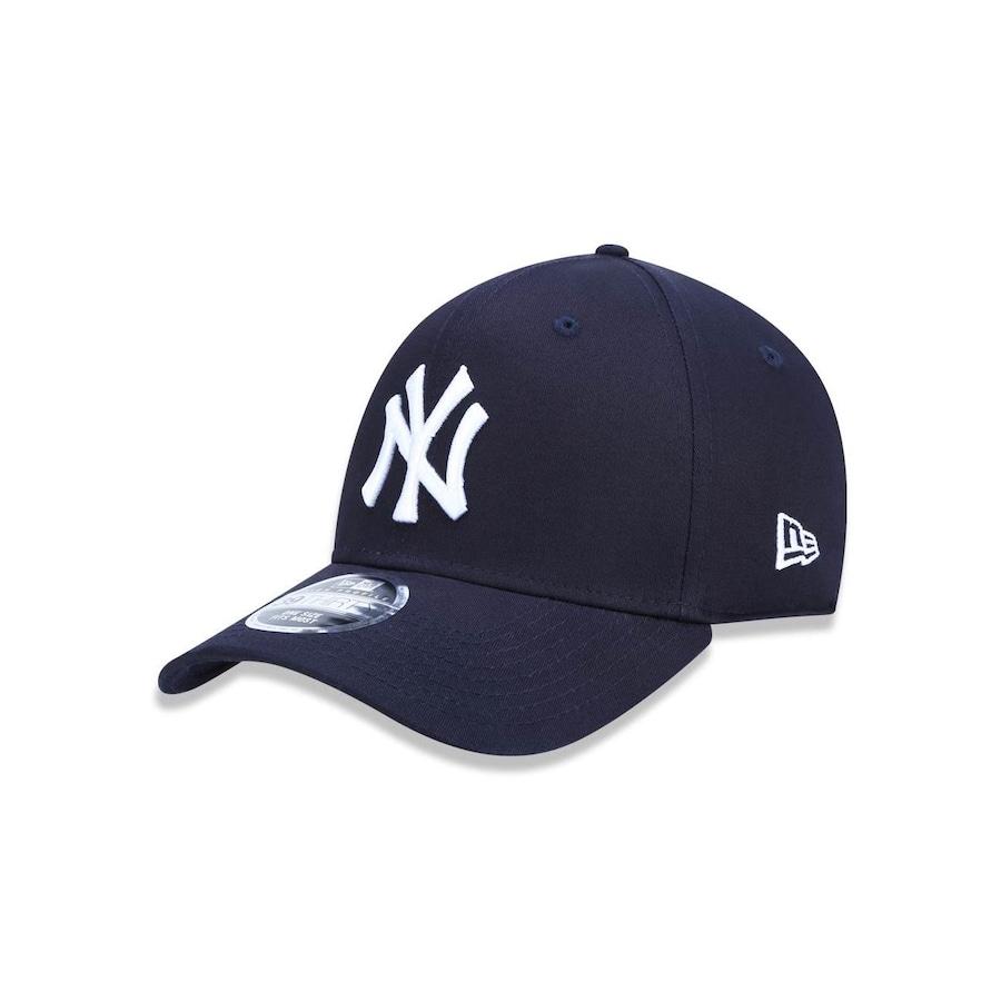 Boné Aba Curva New Era 3930 MLB New York Yankees 17659 - Fechado - Adulto 2a30647b2c3