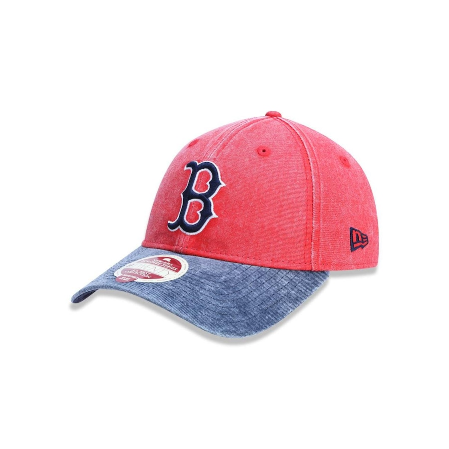 Boné New Era 920 MLB Boston Red Sox 39941 - Strapback - Adulto 6c854baae1c