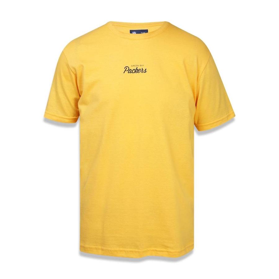Camiseta New Era Green Bay Packers NFL - 40253 - Masculina c40f353e6c8