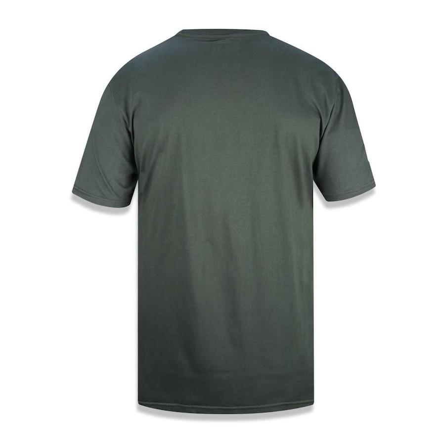 Camiseta New Era Green Bay Packers NFL - 41543 - Masculina 92abdb50672