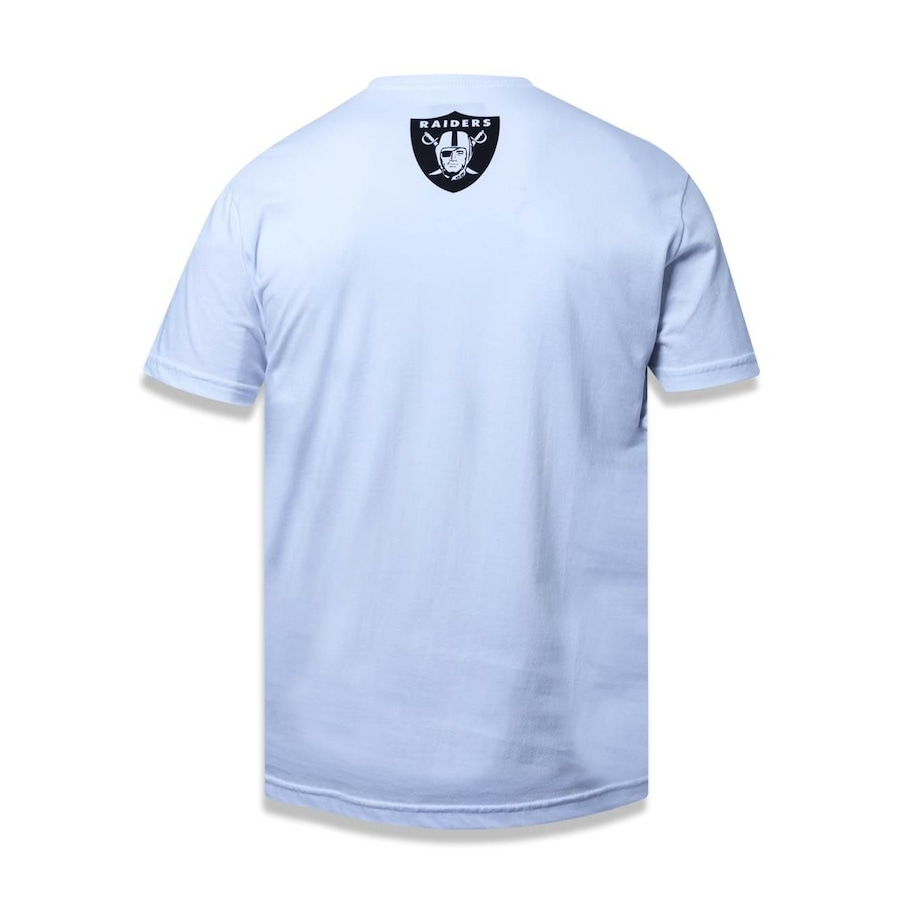 Camiseta New Era NFL Oakland Raiders NFL - 39575 - Masculina da051b5729bb9