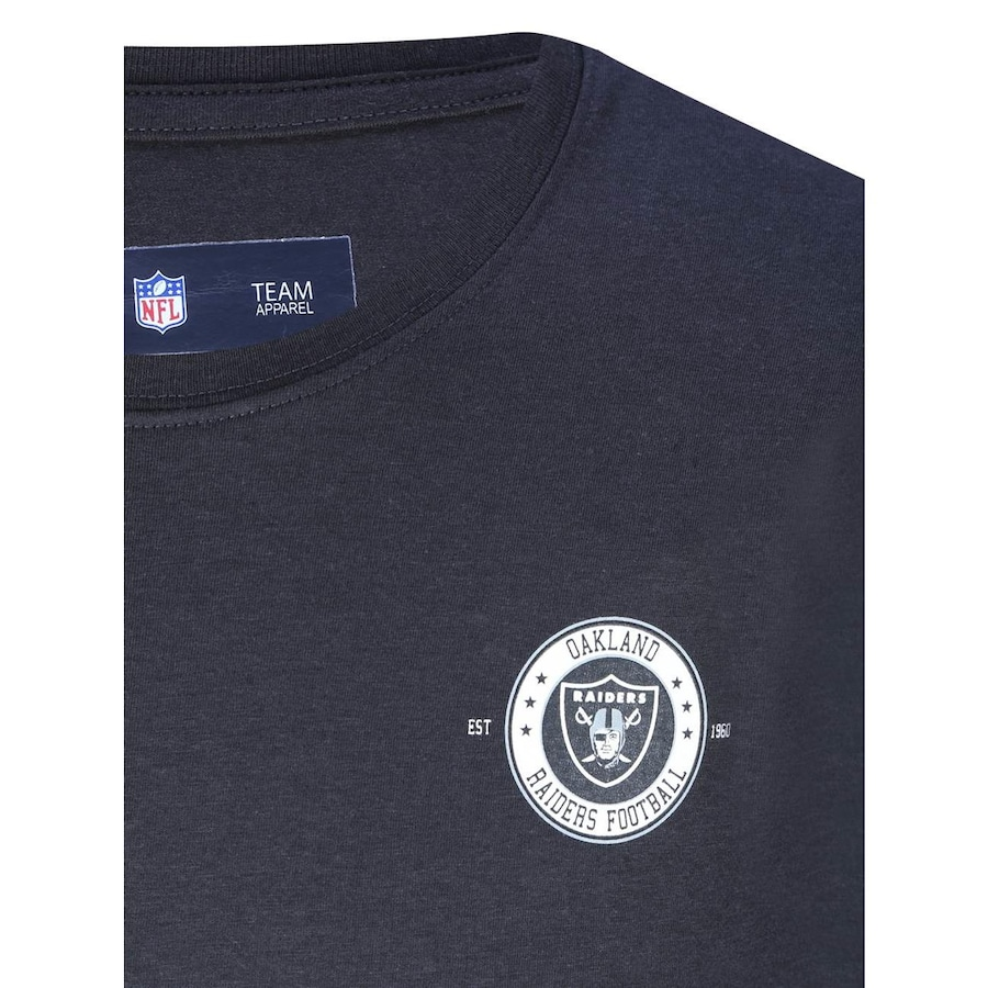 Camiseta New Era Oakland Raiders NFL - 41546 - Masculina 813d5fe3b2738