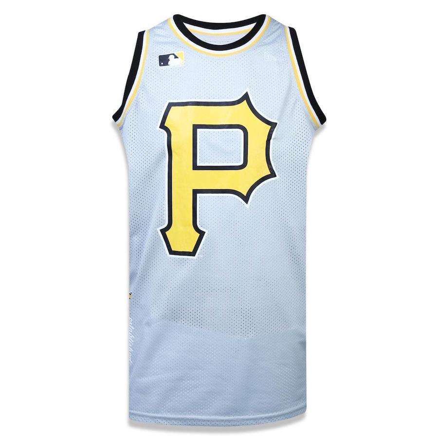 Camiseta Regata New Era MLB Pittsburgh Pirates P 34397 - Masculina 0bd4f148126b9