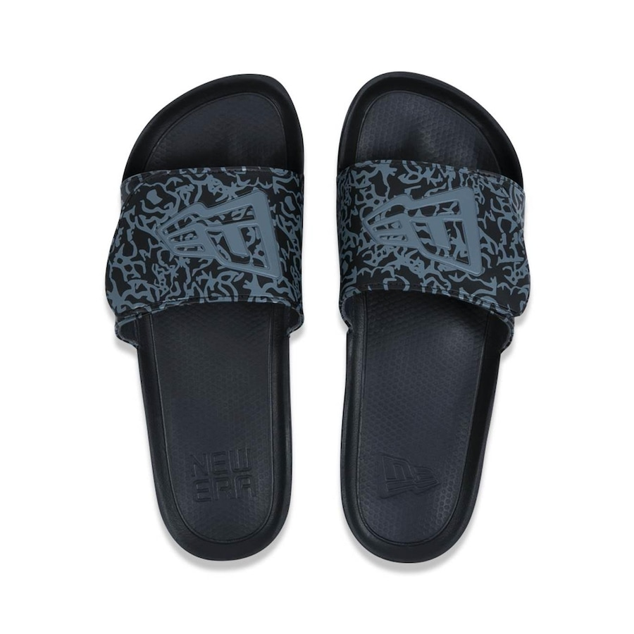 ba379f75a Chinelo New Era Slip-On Branded 40486 - Masculino