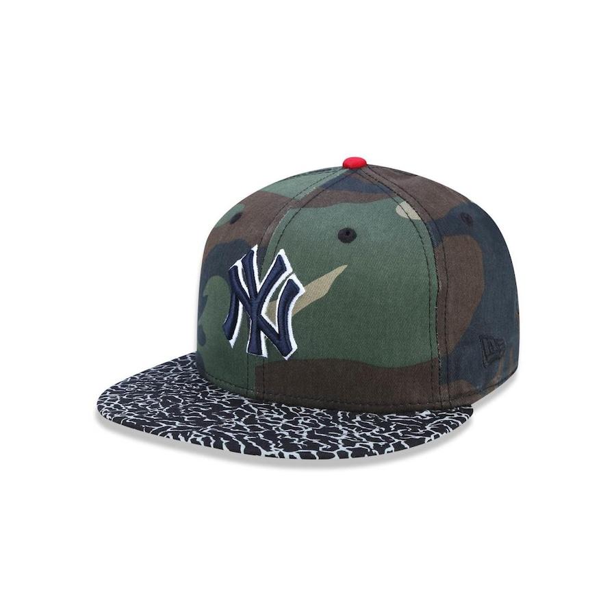 1159277d92a88 Boné Aba Reta New Era 5950 MLB New York Yankees 26599 - Fechado - Adulto
