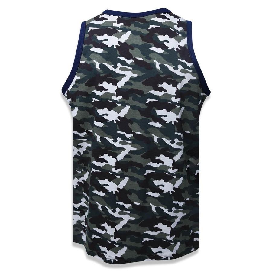 87624b3e1 Camiseta Regata New Era NFL Dallas Cowboys Camuflada 40442 - Masculina