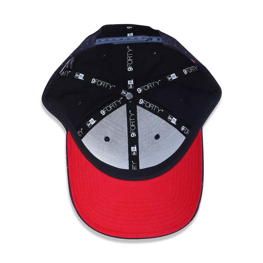 eefbbaf35a0f3 Boné Aba Curva New Era 940 MLB Boston Red Sox 43611 - Snapback - Adulto