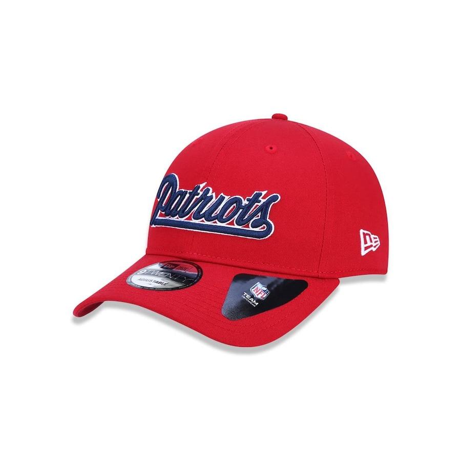 Boné New Era 920 NFL New England Patriots 44387 - Strapback - Adulto d39a9f893e3