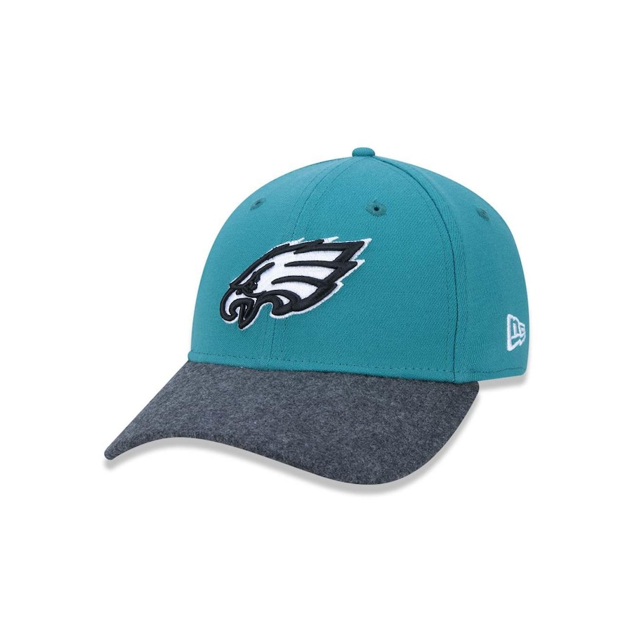 Boné New Era 3930 NFL Philadelphia Eagles 44535 - Fechado - Adulto b2851bb7e04