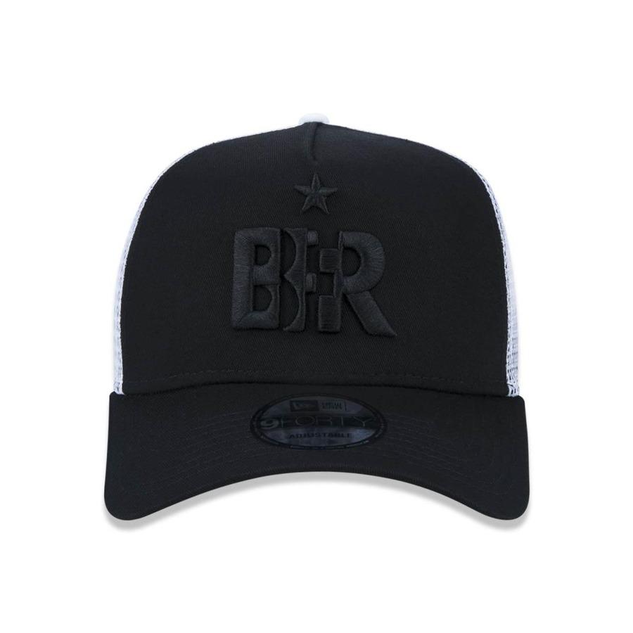 Boné Aba Curva New Era 940 Botafogo 43960 - Snapback - Trucker - Adulto 1e07ddbd218