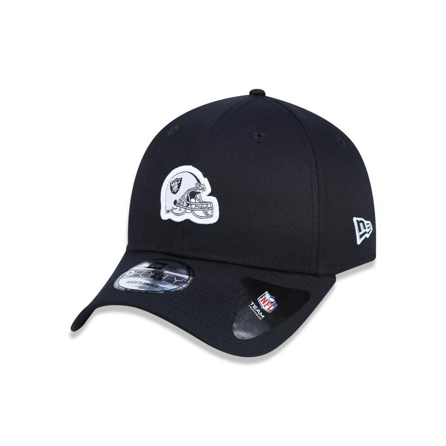 325c297803 Boné Aba Curva New Era 940 Oakland Raiders NFL - 42155 - Snapback - Adulto