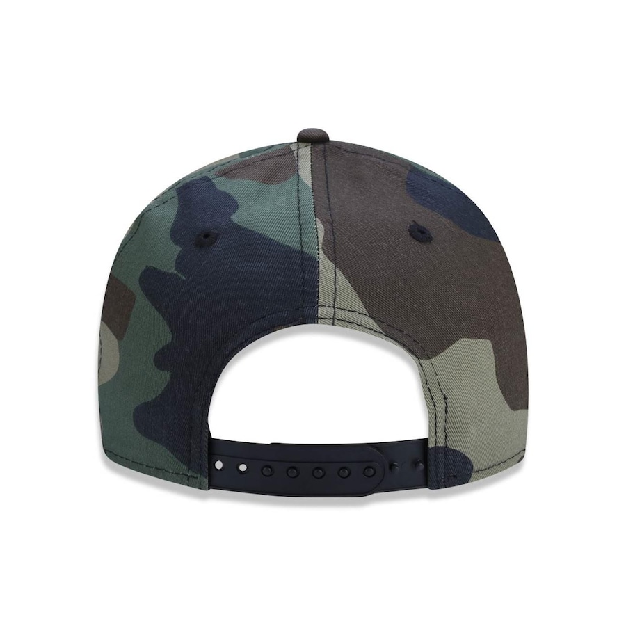 Boné Aba Curva New Era 940 MLB New York Yankees Camuflado 42924 - Snapback  - Adulto 7eb73dfe2ea