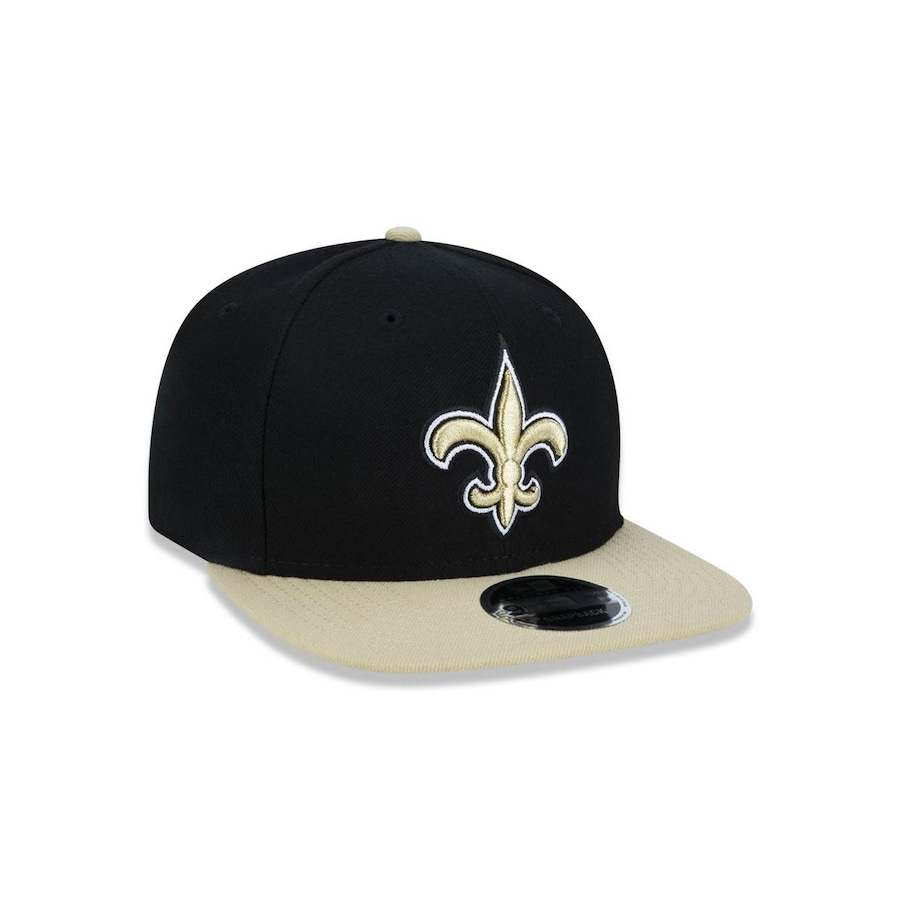 cec0f6707a648 Boné Aba Reta New Era 950 Original Fit New Orleans Saints NFL - 32845 -  Snapback - Adulto