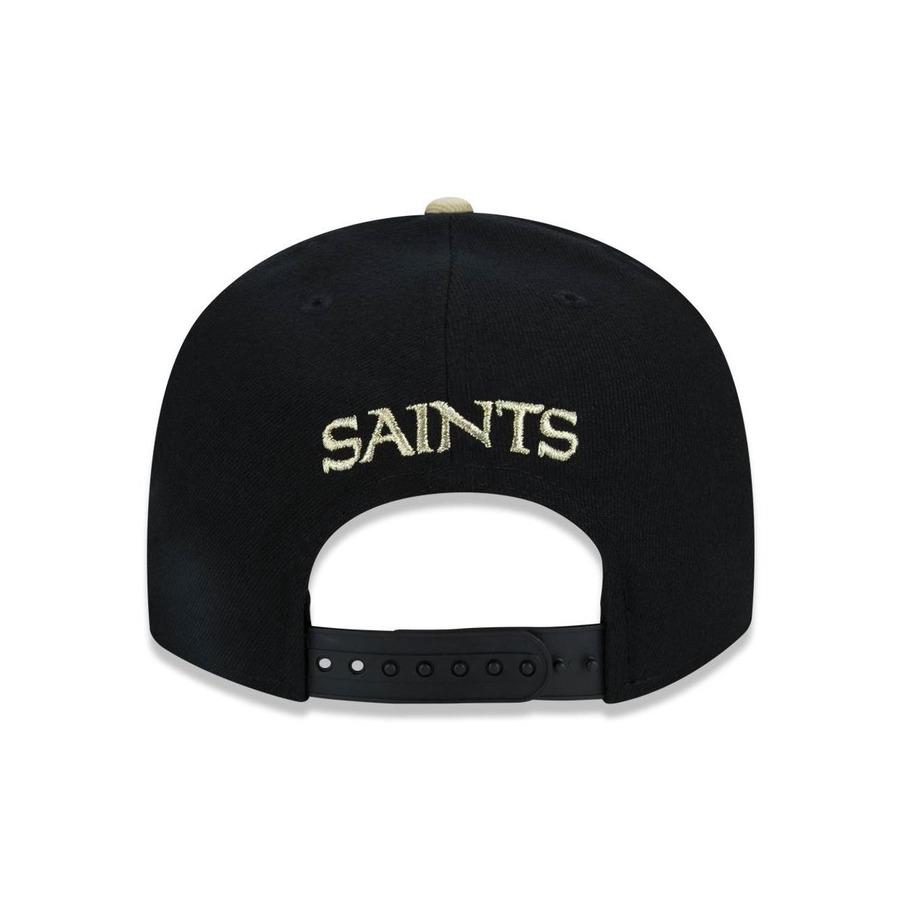 4ea126e725 Boné Aba Reta New Era 950 Original Fit New Orleans Saints NFL - 32845 -  Snapback - Adulto