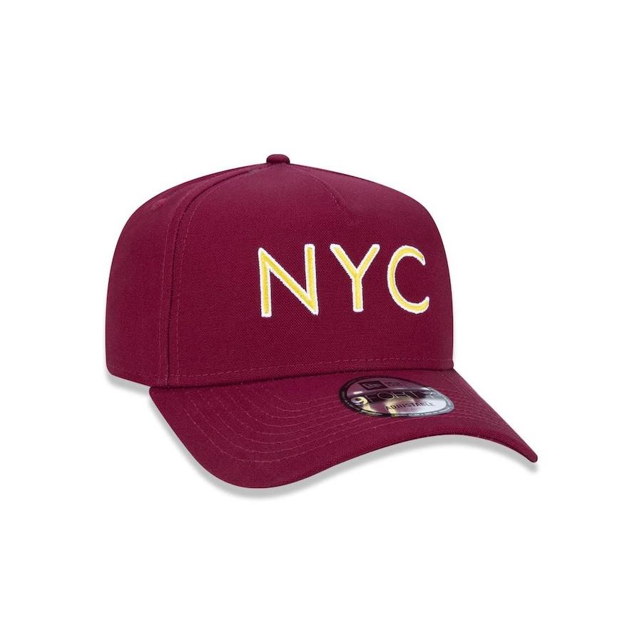 Boné Aba Curva New Era 940 Branded NYC 44728 - Snapback - Adulto 629bbe52de1
