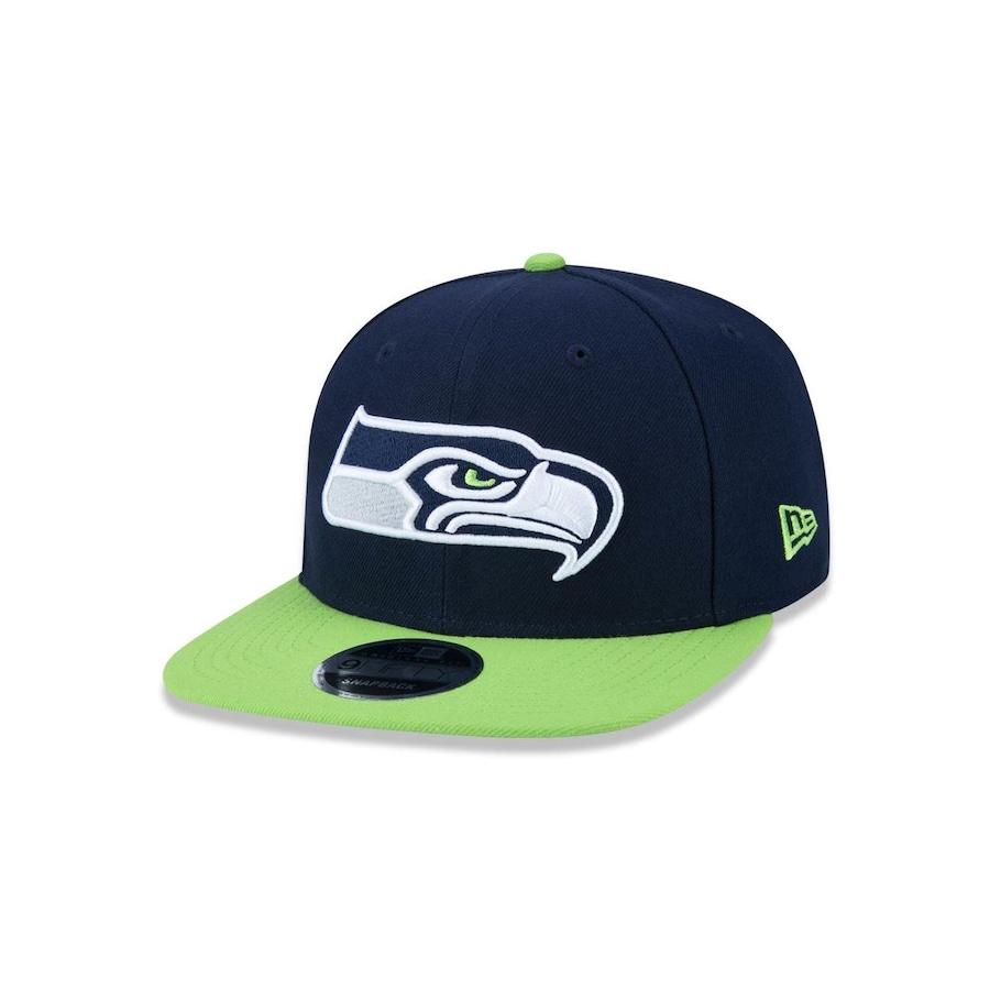 f3d5644be Boné Aba Reta New Era 950 Original Fit Seattle Seahawks NFL - 32846 -  Snapback - Adulto