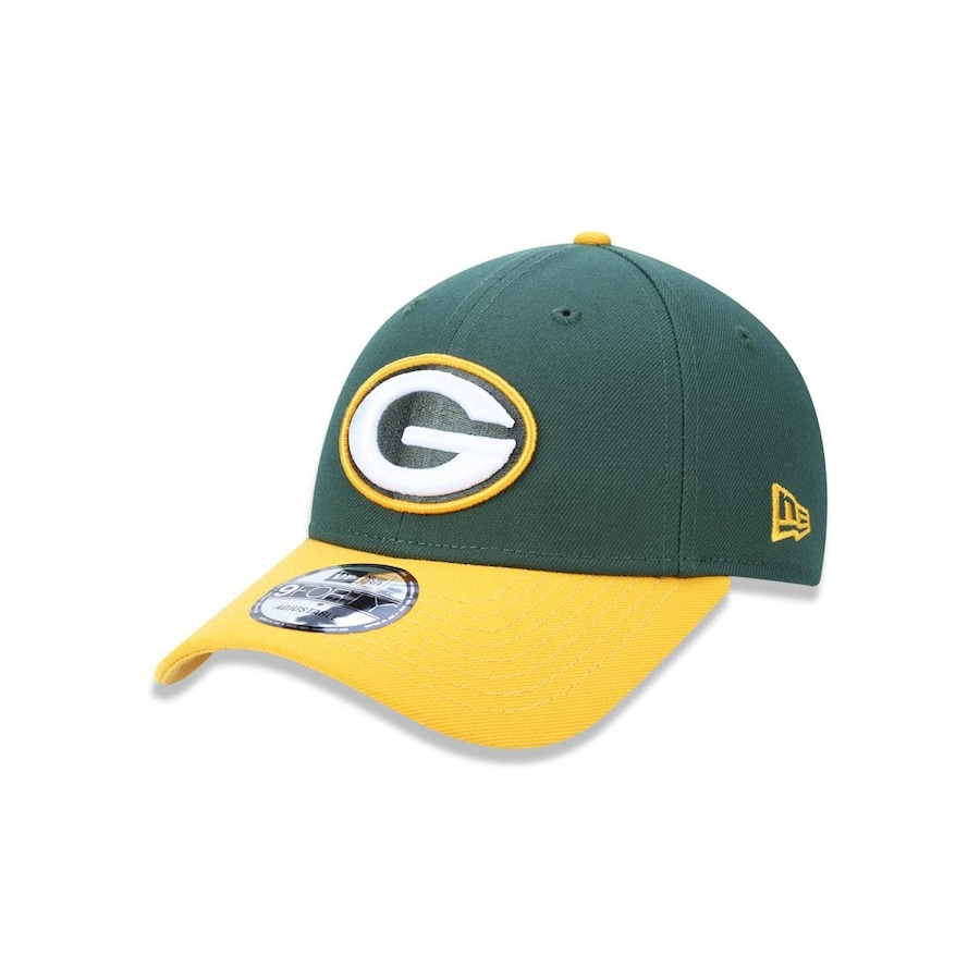 Boné New Era 940 NFL Green Bay Packers 42169 - Snapback - Adulto 2a164eec3ad
