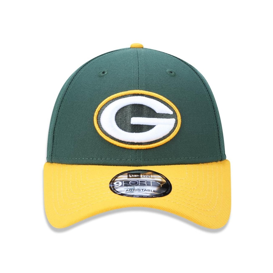 Boné New Era 940 NFL Green Bay Packers 42169 - Snapback - Adulto 29c758cfa12