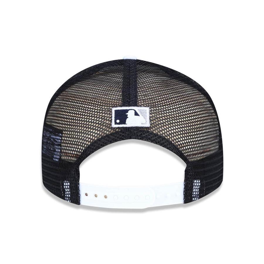 Boné Aba Reta New Era 950 New York Yankees MLB A-Frame - 41323 - Snapback -  Adulto c1f1c7d2cc1