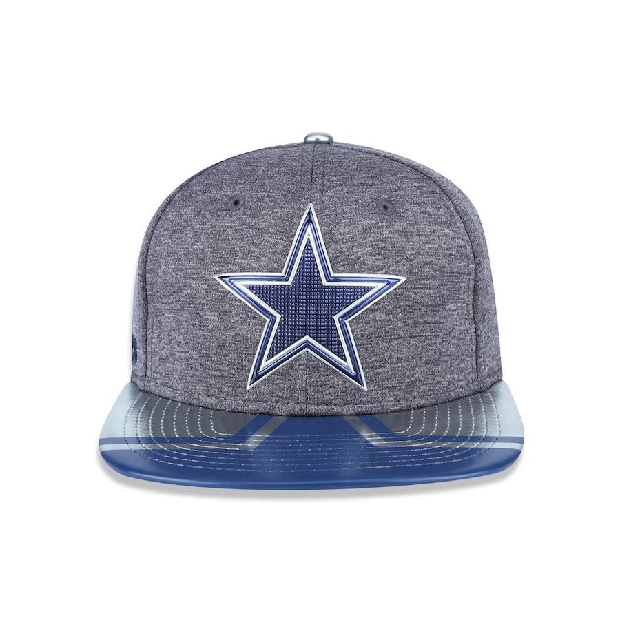 Boné Aba Reta New Era 950 Original Fit Dallas Cowboys NFL - 39818 - Snapback  - Adulto 92475c9f392