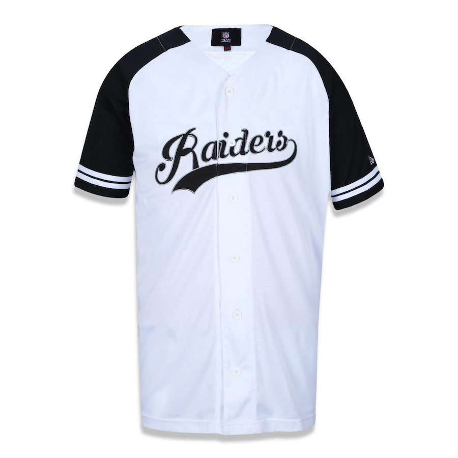 Camisa New Era Oakland Raiders NFL- 39642 852aba9477146