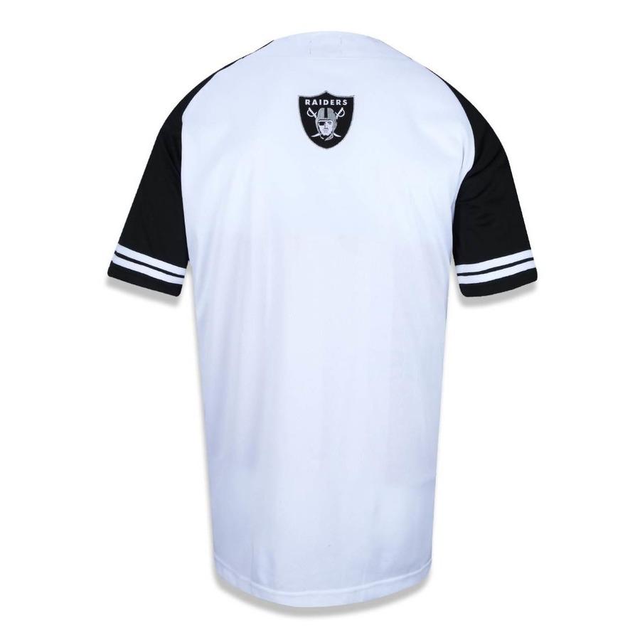 a9e55879757b3 Camisa New Era Oakland Raiders NFL- 39642