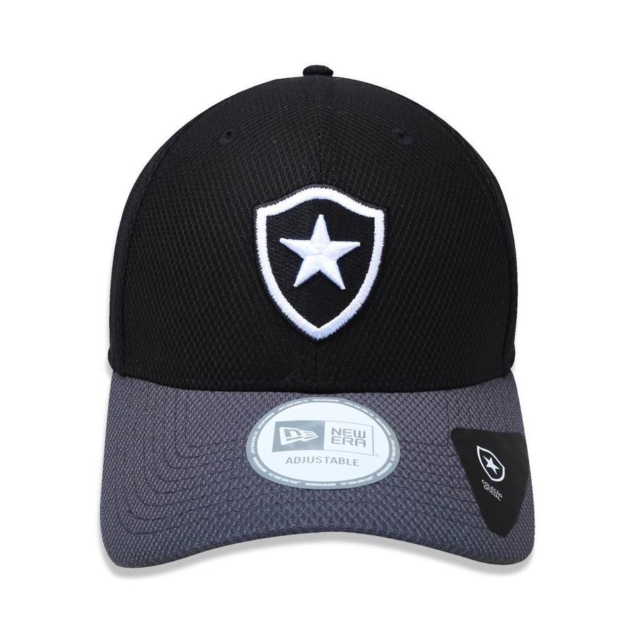 50754a738b2bd Boné Aba Reta New Era Original Fit Botafogo - 34460 - Snapback - Adulto