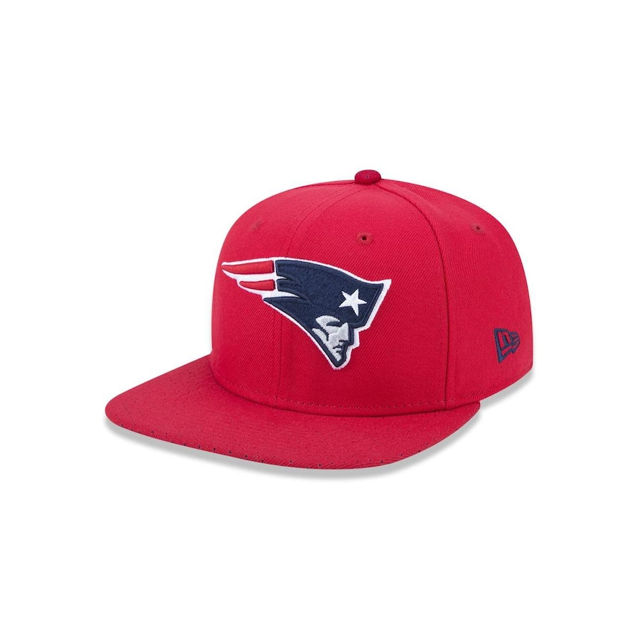 Boné Aba Reta New Era 950 Original Fit New England Patriots NFL - 41151 -  Snapback - Adulto 3af2c85fbb8