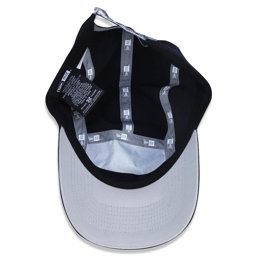0d7edd2304629 Boné Aba Curva New Era Runner Branded - 40756 - Strapback - Adulto