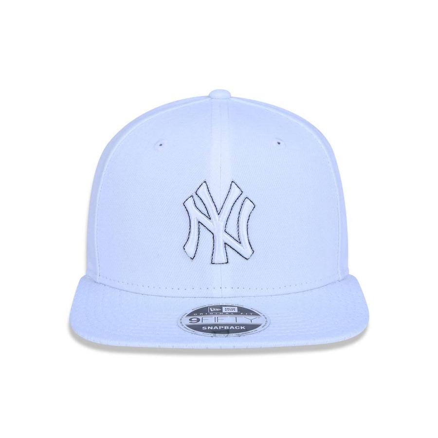 Boné Aba Reta New Era 950 Original Fit New York Yankees MLB - 42186 -  Snapback - Adulto ecdc7e5eea3