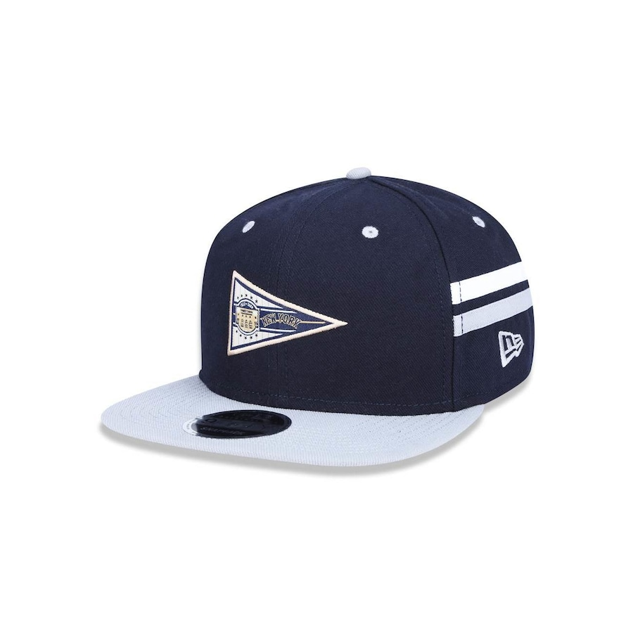Boné Aba Reta New Era 950 Original Fit New York Yankees MLB - 41855 -  Snapback - Adulto 89845a86332