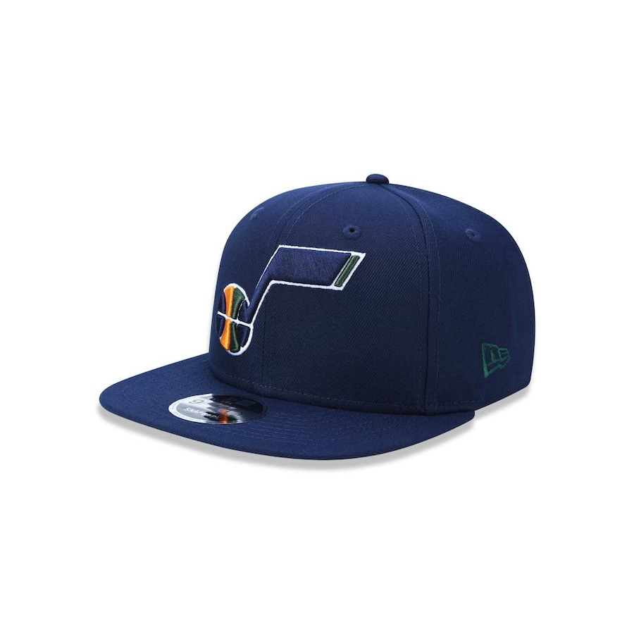 BONE 950 ORIGINAL FIT UTAH JAZZ NBA ABA RETA SNAPBACK MARINHO NEW ERA -  40958 968ac49fec4