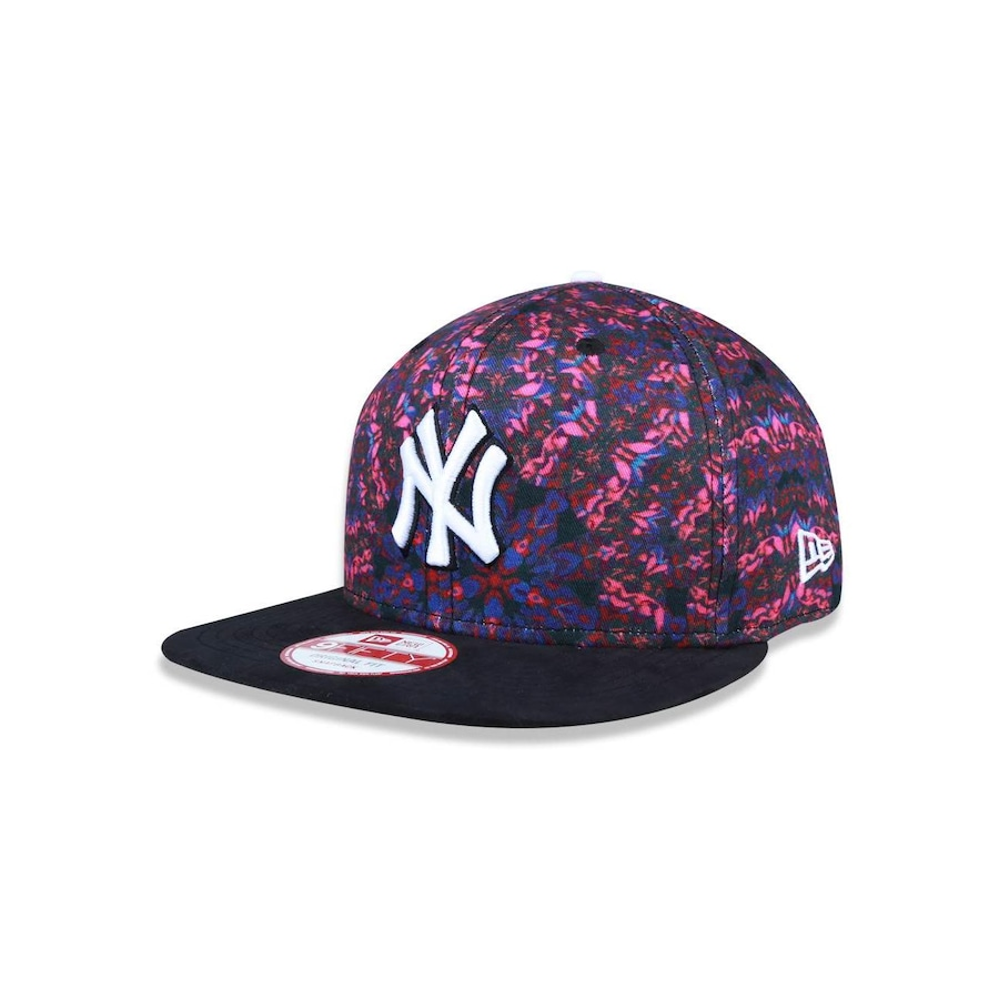 Boné Aba Reta New Era 950 Original Fit New York Yankees MLB - 37646 -  Snapback - Adulto 3f9789ae194