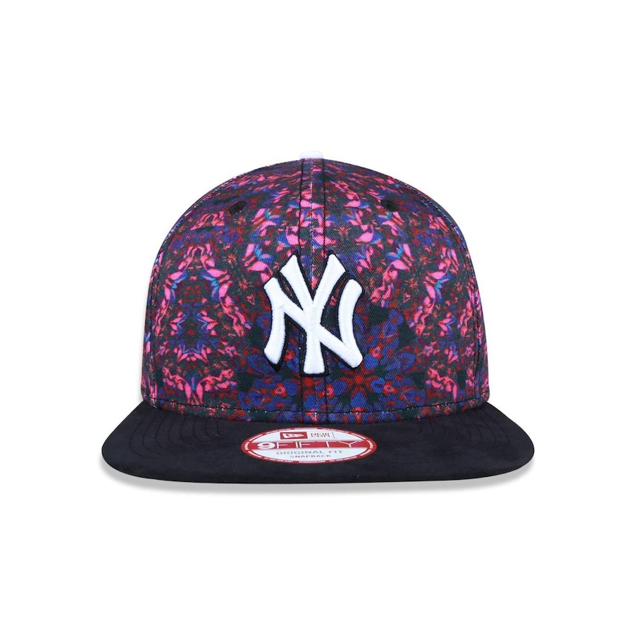 Boné Aba Reta New Era 950 Original Fit New York Yankees MLB - 37646 -  Snapback - Adulto b4e179a5420