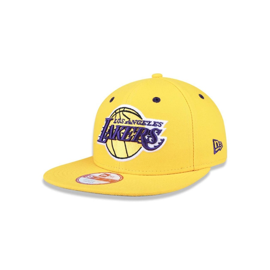 Boné Aba Reta New Era 950 Original Fit Los Angeles Lakers NBA - 34061 -  Snapback - Adulto 5c9c4dc4238